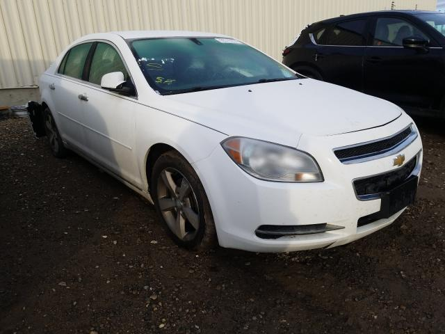 Chevrolet salvage cars for sale: 2012 Chevrolet Malibu 1LT