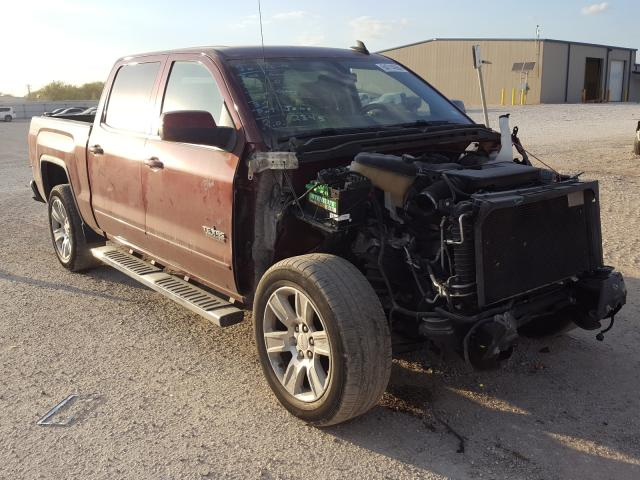 Salvage cars for sale from Copart San Antonio, TX: 2015 GMC Sierra C15