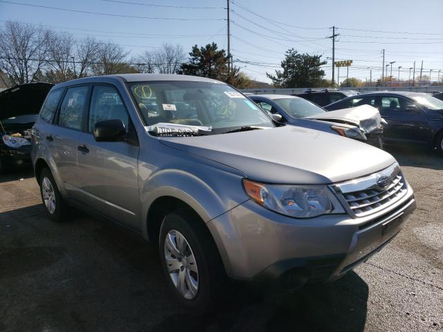 Salvage cars for sale from Copart Moraine, OH: 2011 Subaru Forester 2