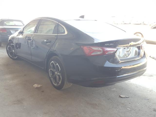 купить 2020 Chevrolet Malibu Lt 1.5L 1G1ZD5ST0LF110749