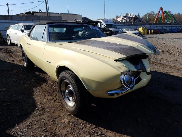 1967 Chevrolet Camaro for sale in Hillsborough, NJ