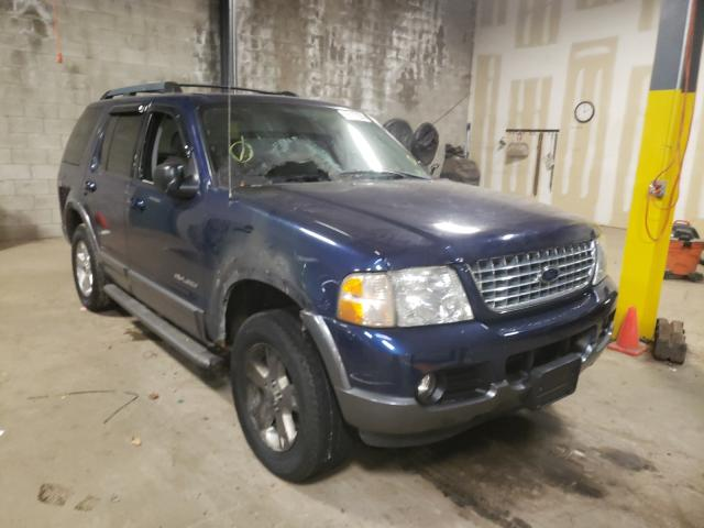 Salvage cars for sale from Copart Chalfont, PA: 2005 Ford Explorer X