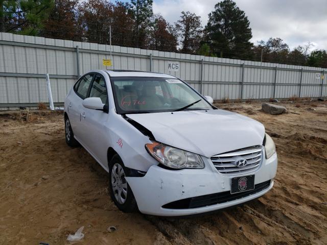 Hyundai Elantra salvage cars for sale: 2010 Hyundai Elantra