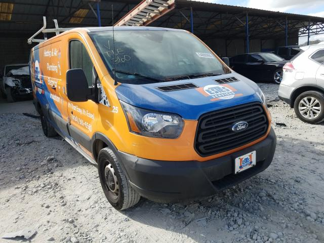 Salvage cars for sale from Copart Cartersville, GA: 2019 Ford Transit T