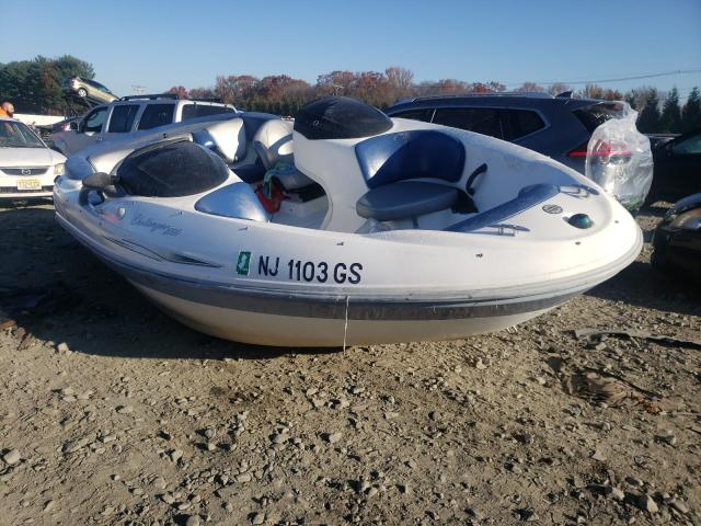 Salvage boats for sale at Windsor, NJ auction: 2002 Seadoo Bombardier