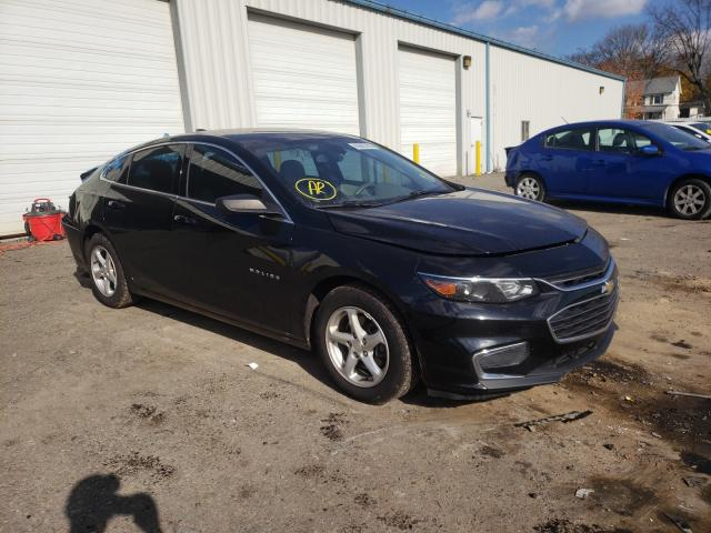 Chevrolet Malibu salvage cars for sale: 2016 Chevrolet Malibu