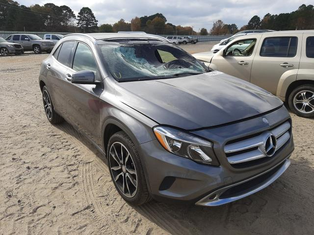 Salvage cars for sale from Copart Conway, AR: 2016 Mercedes-Benz GLA 250