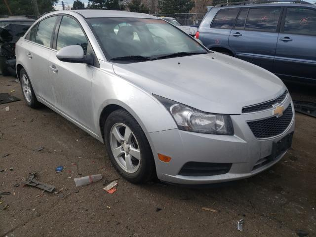 Salvage cars for sale from Copart Denver, CO: 2014 Chevrolet Cruze LT