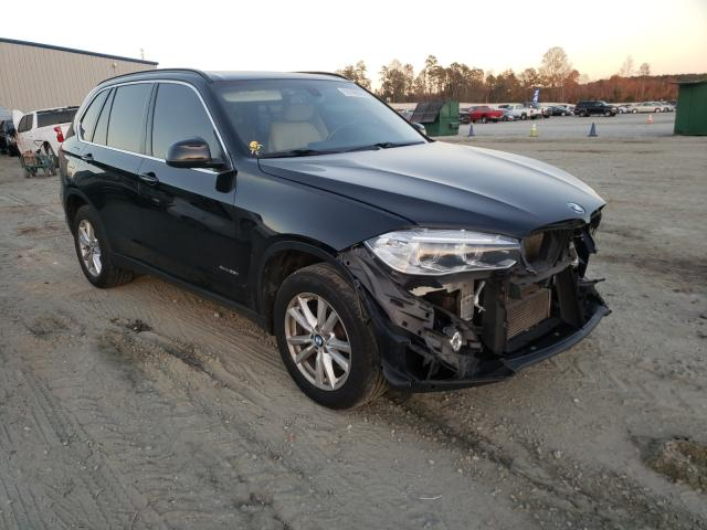 BMW salvage cars for sale: 2015 BMW X5 XDRIVE3
