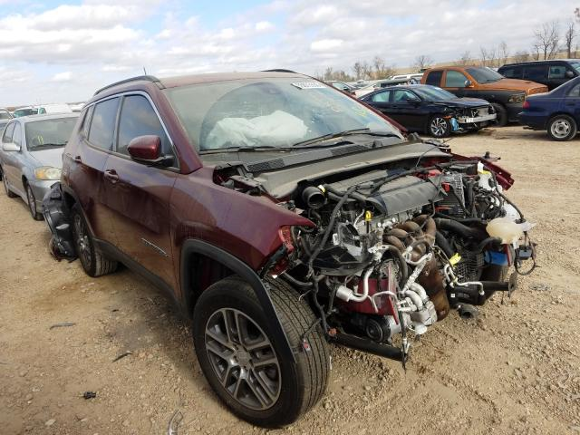Salvage cars for sale from Copart Bridgeton, MO: 2020 Jeep Compass