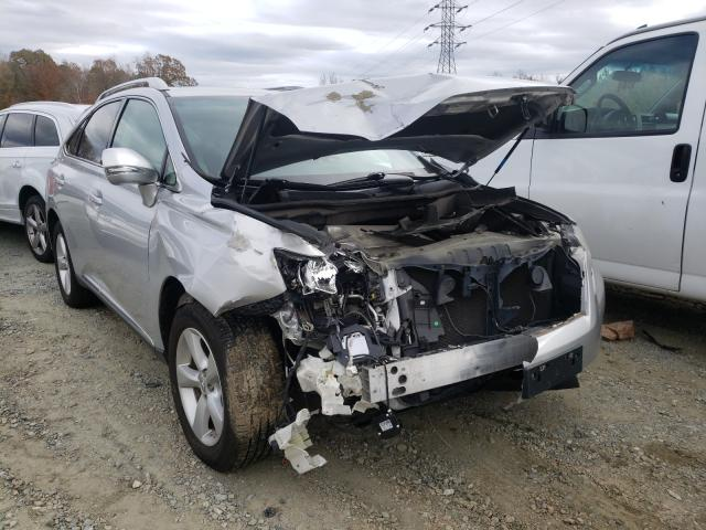 Lexus RX350 salvage cars for sale: 2010 Lexus RX350