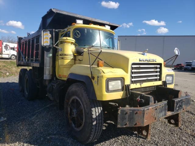 Mack salvage cars for sale: 1998 Mack 600 RD600