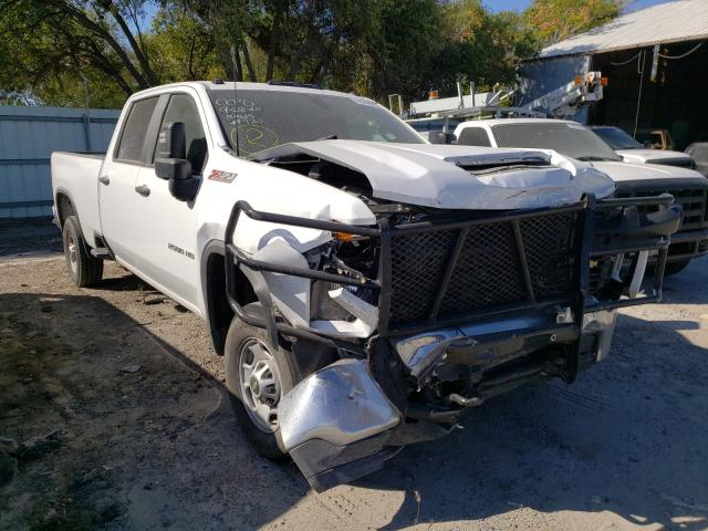 Salvage cars for sale from Copart Corpus Christi, TX: 2020 Chevrolet Silverado