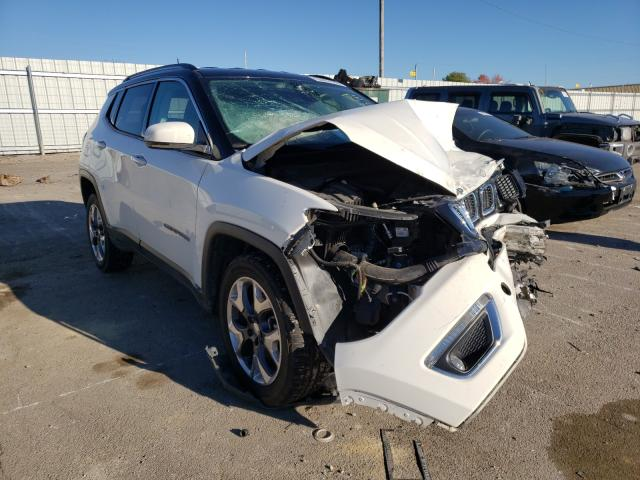 Salvage cars for sale from Copart Lexington, KY: 2018 Jeep Compass LI