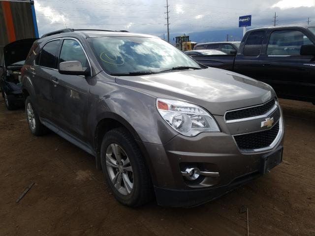 Chevrolet Equinox salvage cars for sale: 2012 Chevrolet Equinox