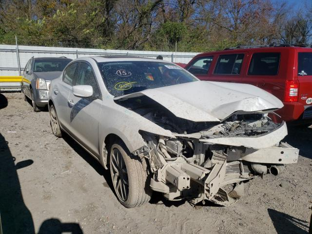 Acura ILX salvage cars for sale: 2020 Acura ILX