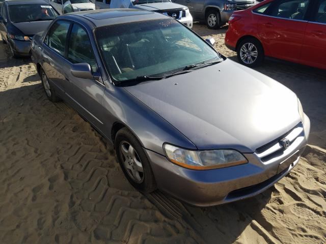 Salvage cars for sale from Copart Gaston, SC: 2000 Honda Accord EX