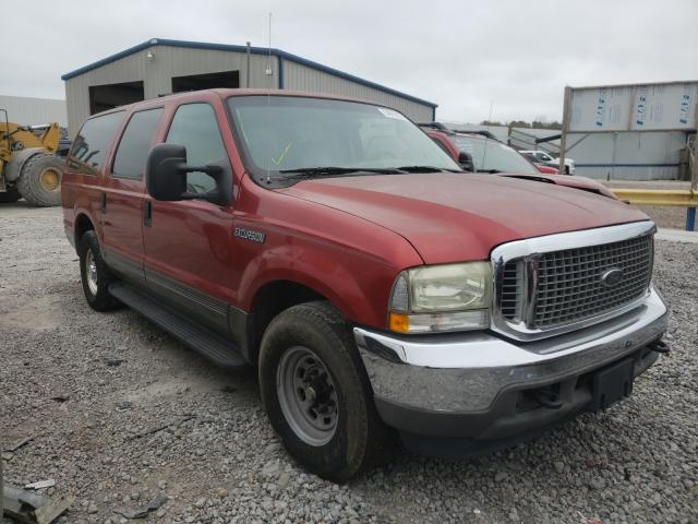 Ford Excursion salvage cars for sale: 2004 Ford Excursion