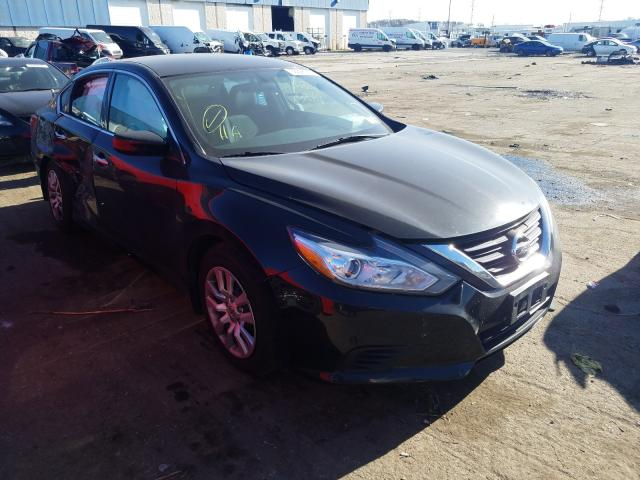 2017 Nissan Altima 2.5 for sale in Woodhaven, MI