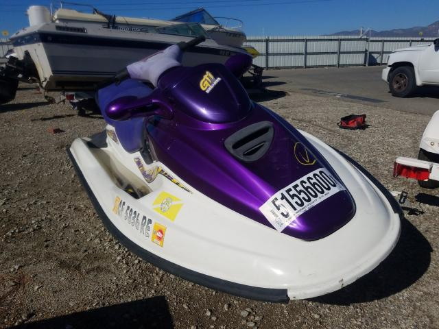 Bombardier Seadoo salvage cars for sale: 1999 Bombardier Seadoo