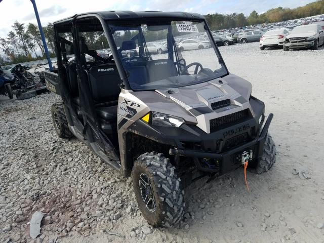 Salvage cars for sale from Copart Cartersville, GA: 2018 Polaris Ranger CRE