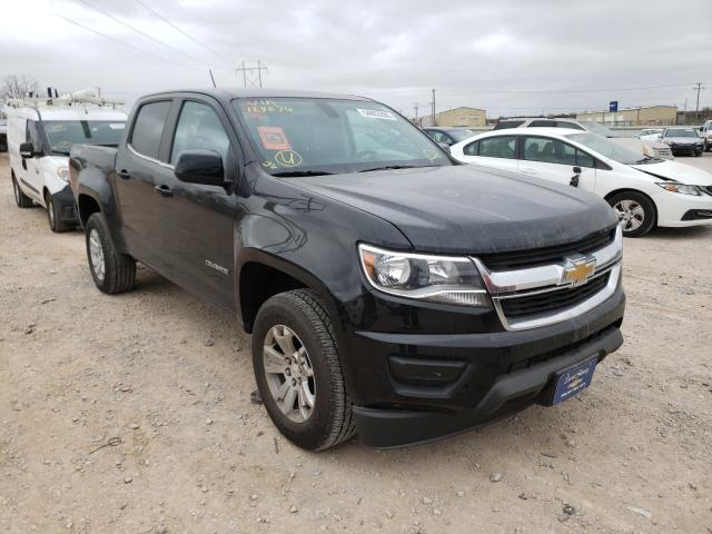 2020 CHEVROLET COLORADO L 1GCGTCEN3L1124676