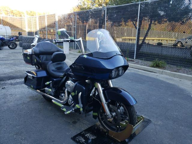 Salvage cars for sale from Copart Waldorf, MD: 2013 Harley-Davidson Fltru Road