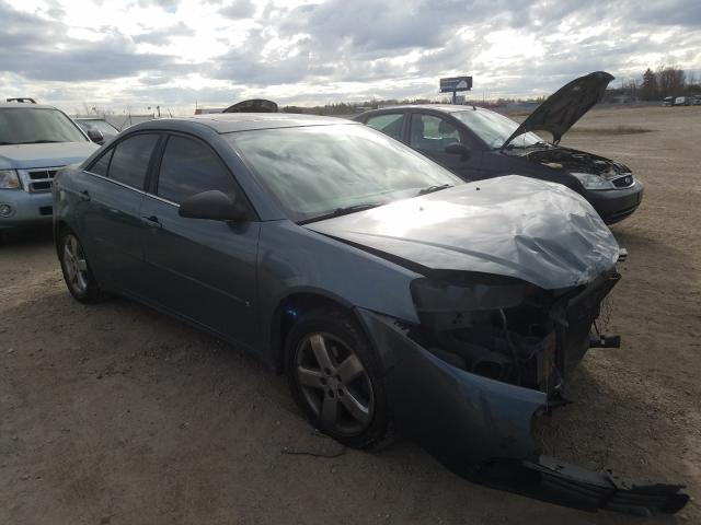 Salvage cars for sale from Copart Cicero, IN: 2006 Pontiac G6 GT