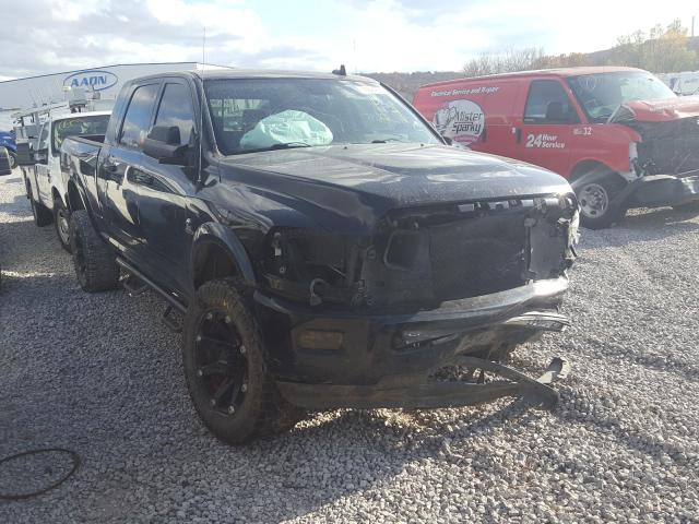 Salvage cars for sale from Copart Tulsa, OK: 2014 Dodge 2500 Laram