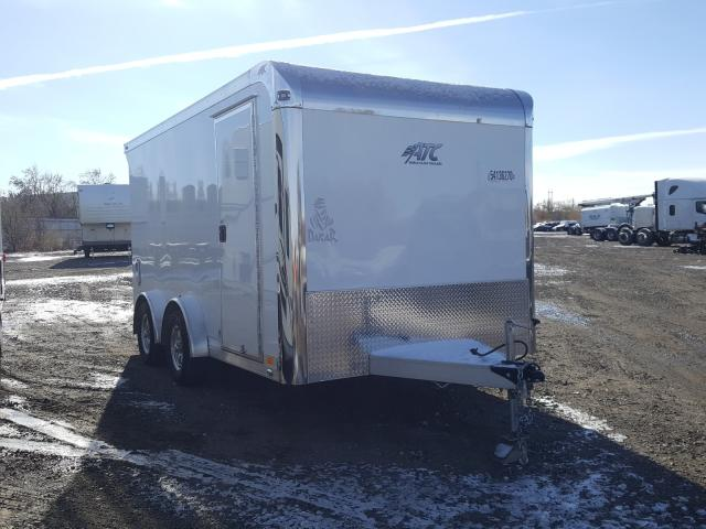 ATC salvage cars for sale: 2019 ATC Trailer