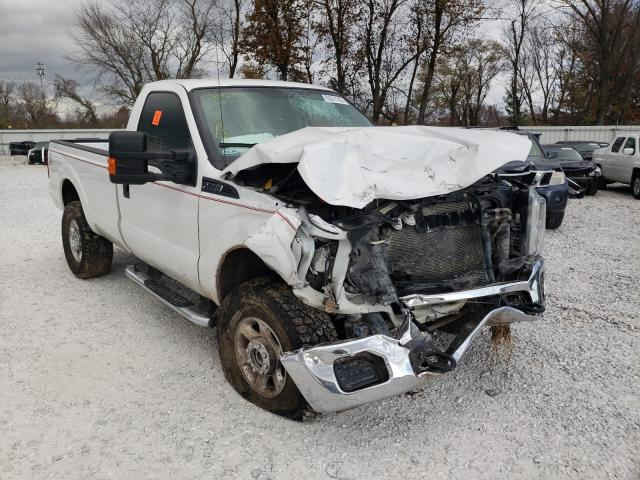 Salvage cars for sale from Copart Rogersville, MO: 2016 Ford F350 Super
