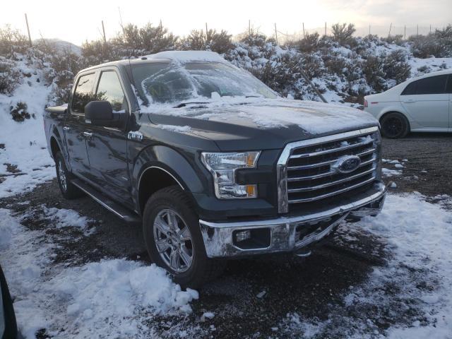 1FTEW1EGXFKD21346 2015 Ford F150 Super 3.5L