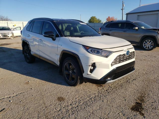 2020 Toyota Rav4 XSE for sale in Lexington, KY