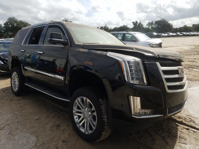 Cadillac Escalade salvage cars for sale: 2017 Cadillac Escalade