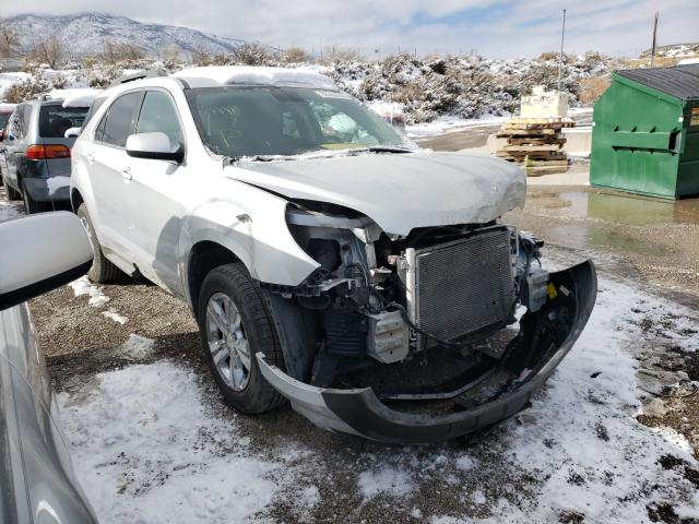 Salvage cars for sale from Copart Reno, NV: 2015 Chevrolet Equinox LT