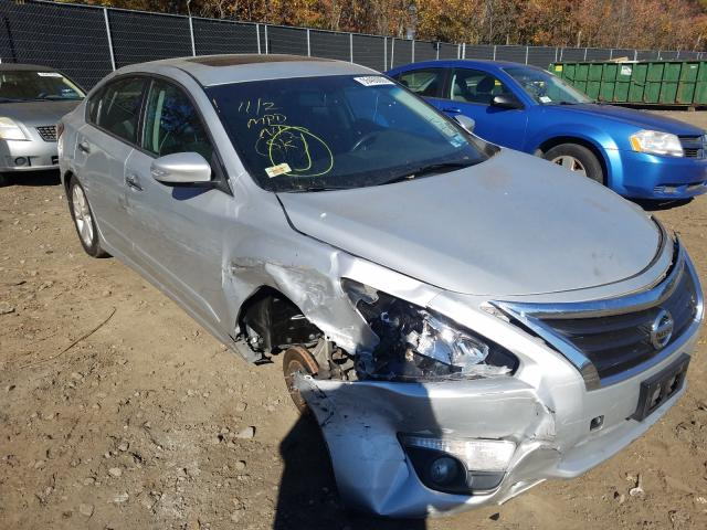 Salvage cars for sale from Copart Waldorf, MD: 2015 Nissan Altima 2.5