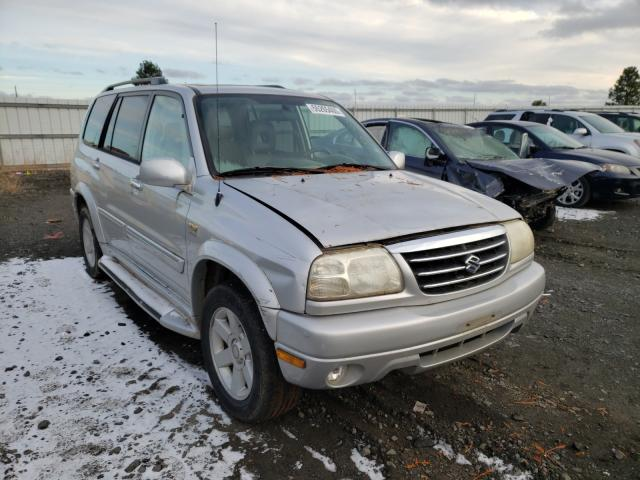 Salvage cars for sale from Copart Airway Heights, WA: 2003 Suzuki XL7