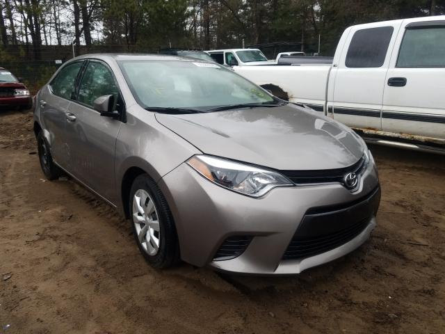 Salvage cars for sale at Ham Lake, MN auction: 2016 Toyota Corolla L