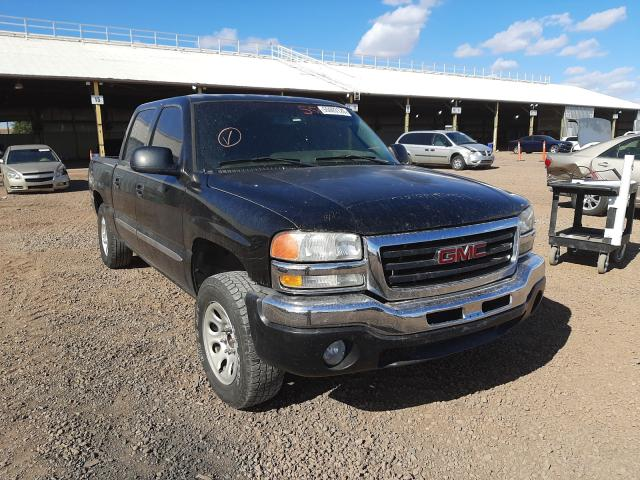 Salvage cars for sale from Copart Phoenix, AZ: 2007 GMC New Sierra