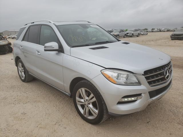 2013 Mercedes-Benz ML 350 en venta en San Antonio, TX