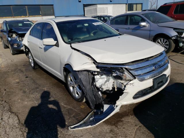 2012 Ford Fusion SE en venta en Woodhaven, MI