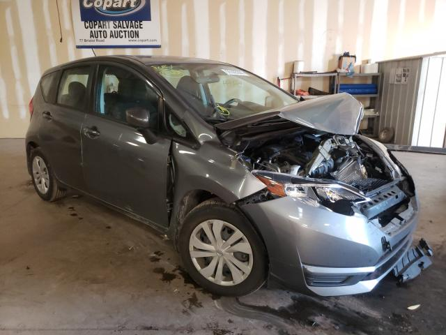 Salvage cars for sale from Copart Chalfont, PA: 2017 Nissan Versa Note