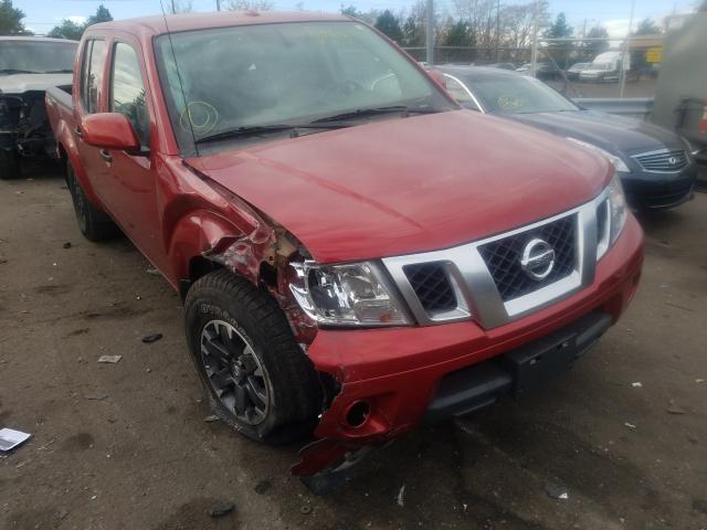 Salvage cars for sale from Copart Brighton, CO: 2018 Nissan Frontier S