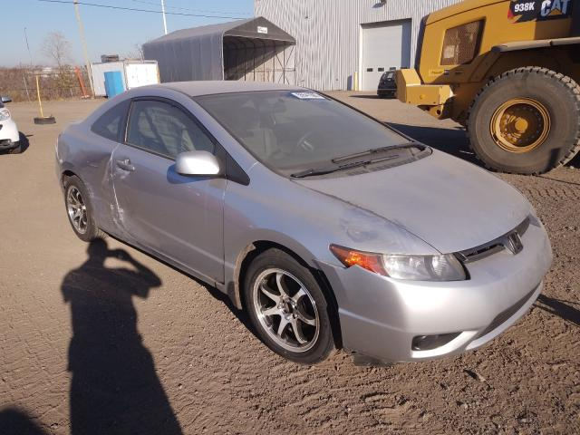 Honda Civic DX V salvage cars for sale: 2006 Honda Civic DX V