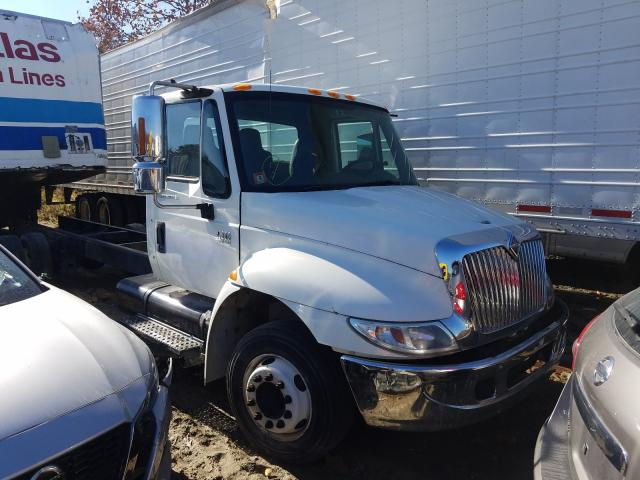 International 4000 4300 salvage cars for sale: 2008 International 4000 4300