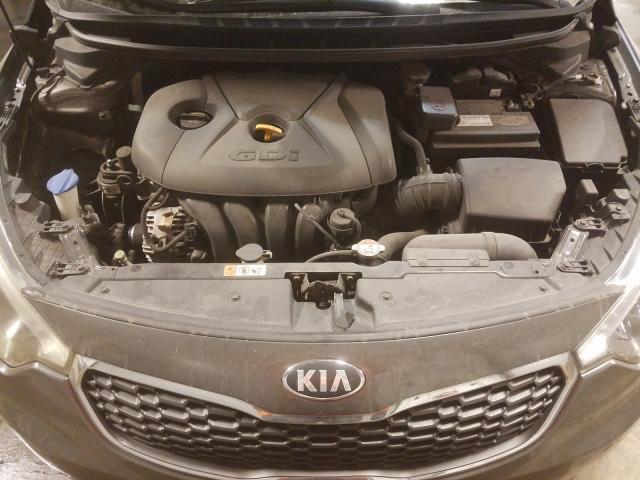 KNAFZ4A89E5086119 2014 Kia Forte Ex 2.0L