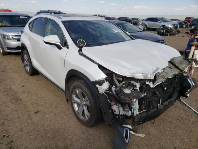 Lexus salvage cars for sale: 2017 Lexus NX 200T BA