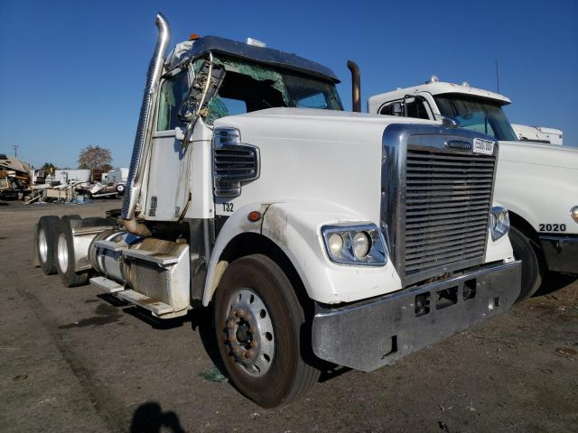 Freightliner 122SD salvage cars for sale: 2017 Freightliner 122SD