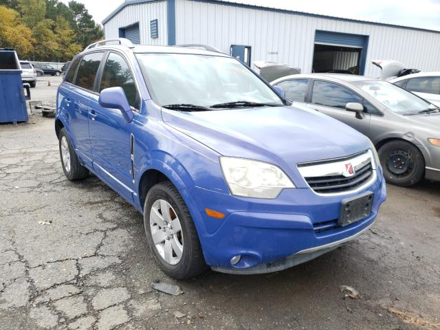 Salvage cars for sale from Copart Shreveport, LA: 2008 Saturn Vue XR