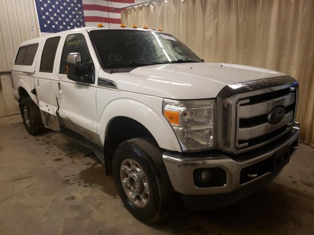 Salvage cars for sale from Copart Avon, MN: 2012 Ford F250 Super